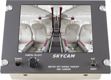 SKYCAM Flight Deck Door Monitoring